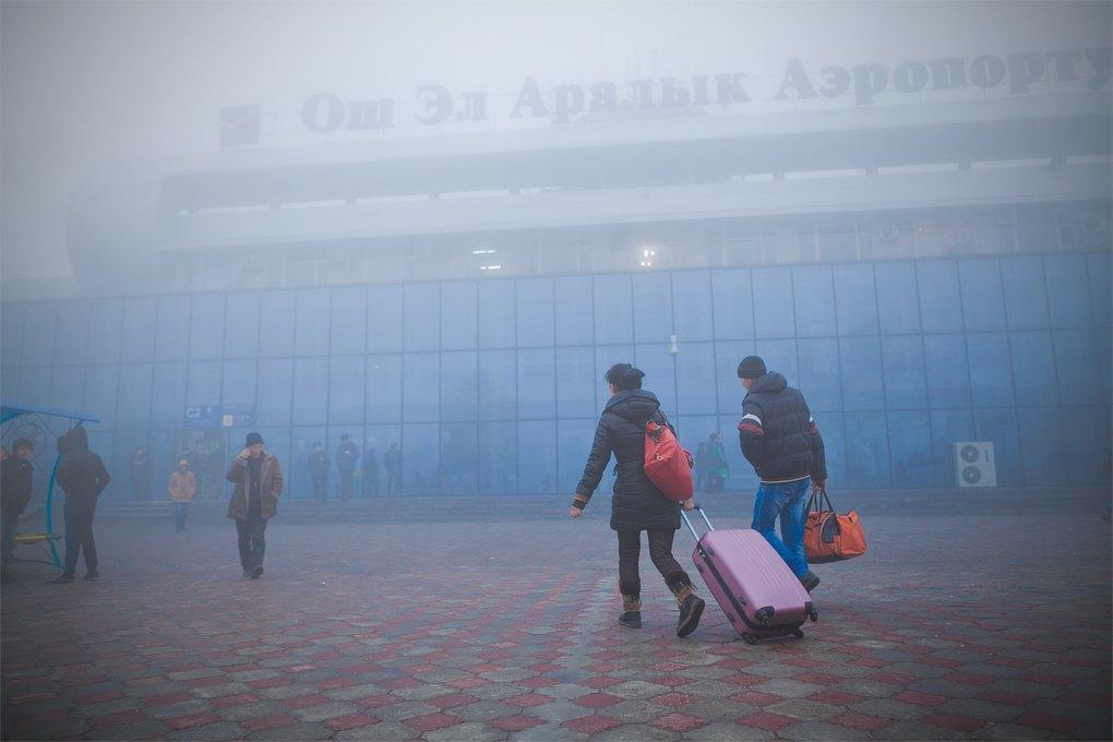 Новая русская: Путешествие с мигрантом из Памира в Москву. Изображение № 5.