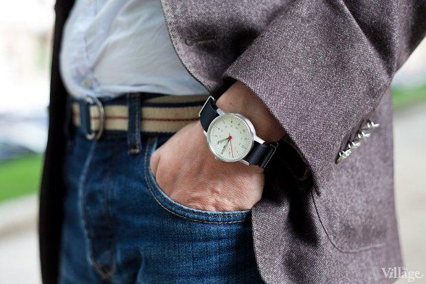 Внешний вид (Киев): Андрей Кравчук, основатель проекта дизайнерских часов Zavod. Изображение № 5.