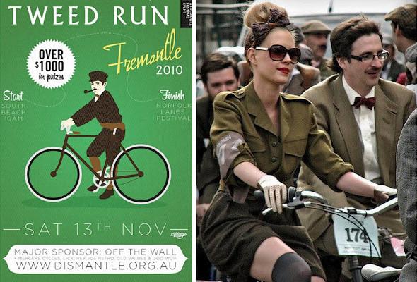 Tweed Run: В Киеве пройдет первый велопробег в стиле английского ретро. Зображення № 6.