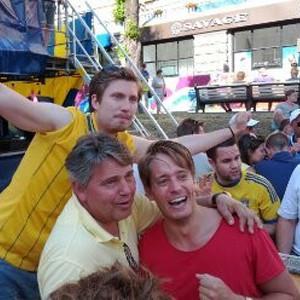 Вся правда: Отчёты европейских блогеров о Евро-2012 в Киеве. Зображення № 6.