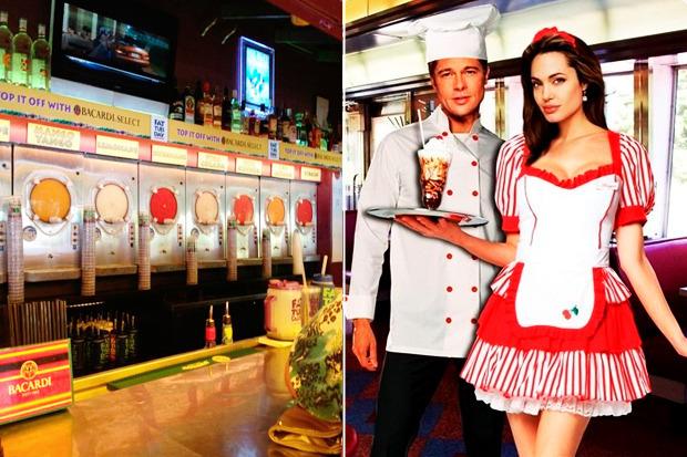 Resto Camp: Первый дайнер и бар-биржа в Киеве. Зображення № 10.