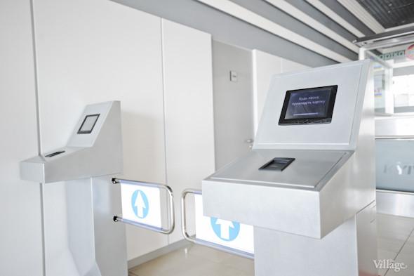 Фоторепортаж: Новый терминал аэропорта Киев — за день до открытия. Зображення № 26.