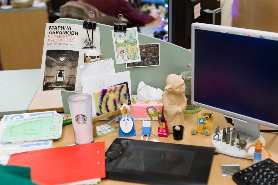 Как работают в офисе «Смешариков». Изображение № 16.