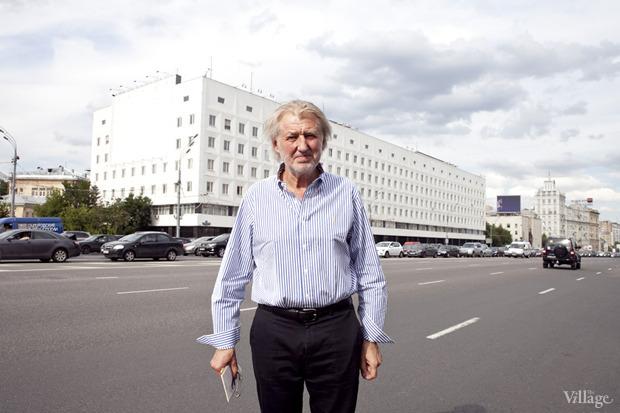 Интервью: Пьер Ганьер о простой еде и своём московском ресторане. Изображение №1.