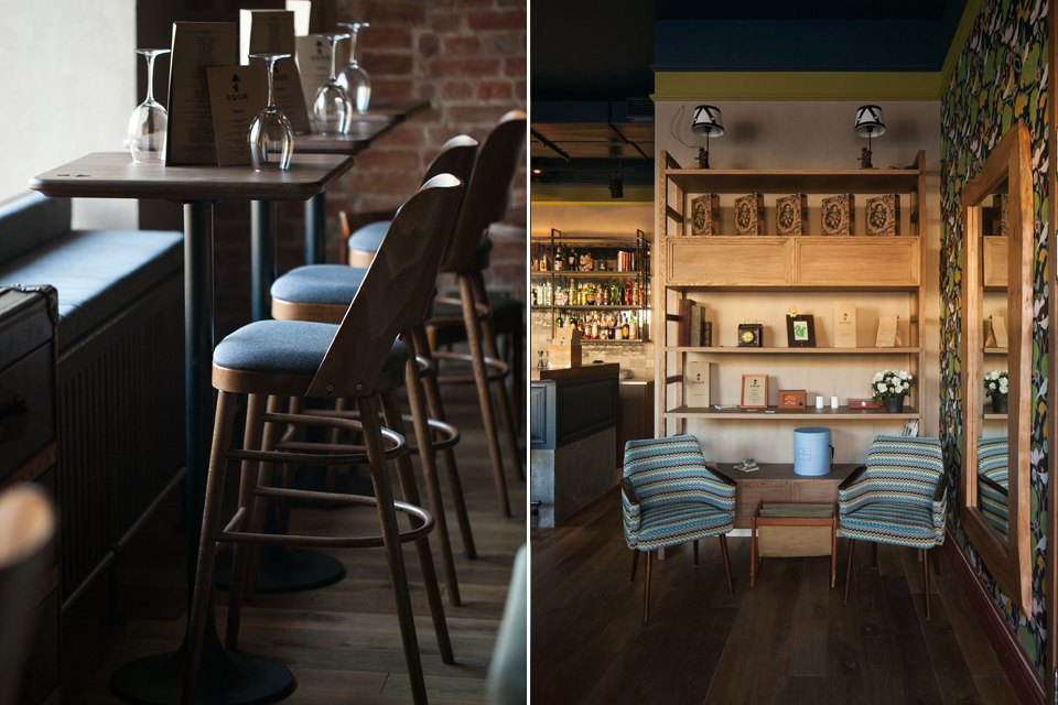 Ресторан-бар Room на Фонтанке. Изображение № 9.