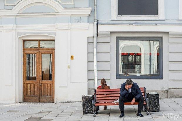 Фото дня: Как выглядит пешеходная Большая Дмитровка. Изображение № 7.