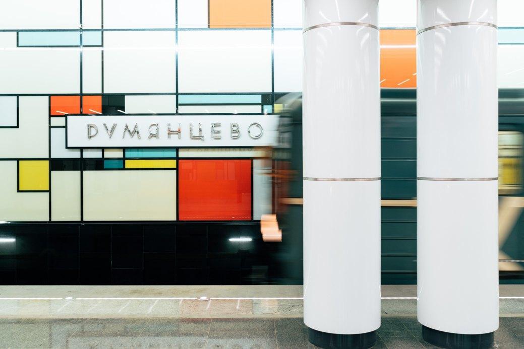 Как устроена новая станция метро «Румянцево». Изображение № 18.