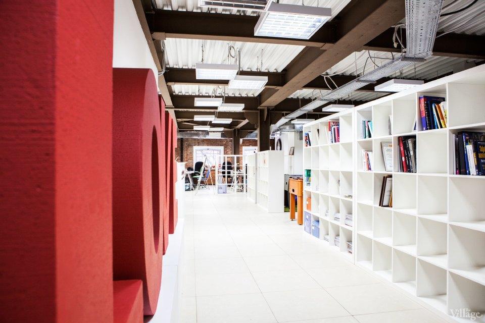 Избранное: 9 офисов виндустриальном стиле . Изображение № 1.