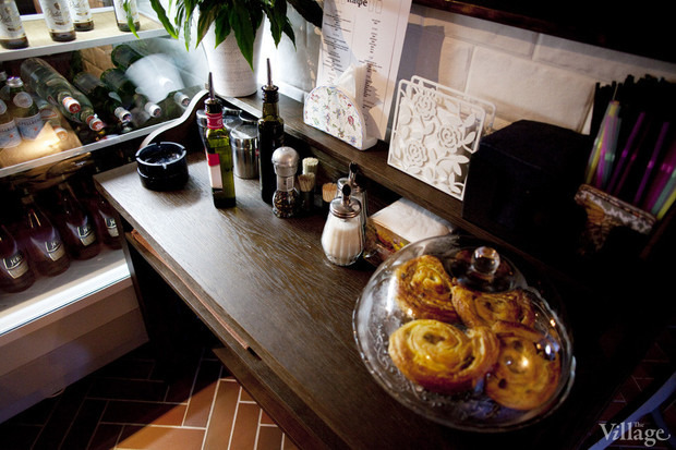 Новости ресторанов: Обновление бара «Бонтемпи», киоск с мороженым «Булки», «Probka на Цветном». Изображение № 8.