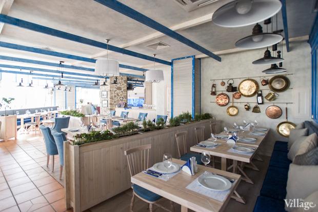 Новое место (Киев): Ресторан «Баркас. Рыба и вино». Изображение № 16.