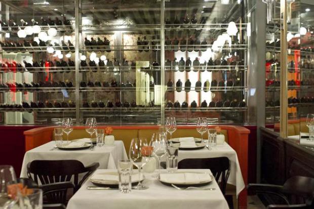 На месте ресторана The Most открылось заведение Александра Мамута . Изображение №1.