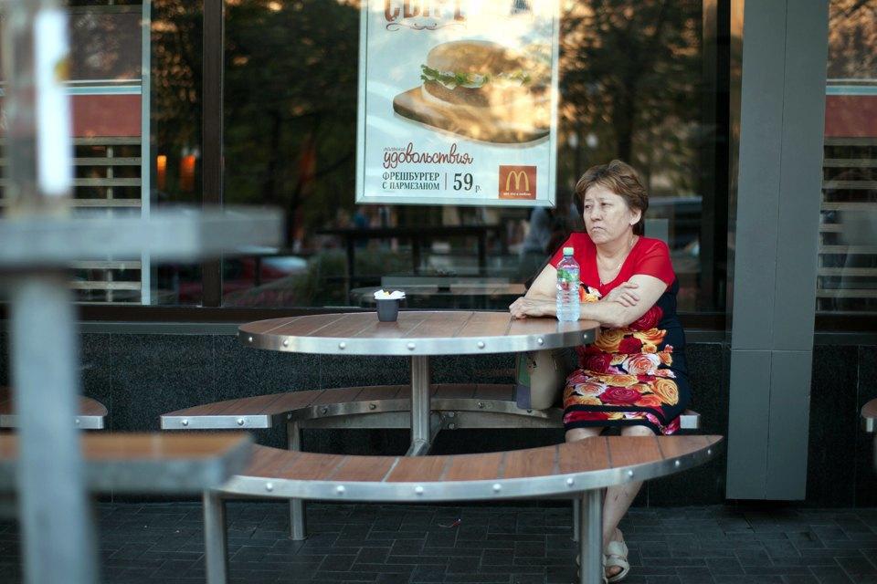 Закрытый «Макдоналдс» наПушкинской. Изображение № 4.