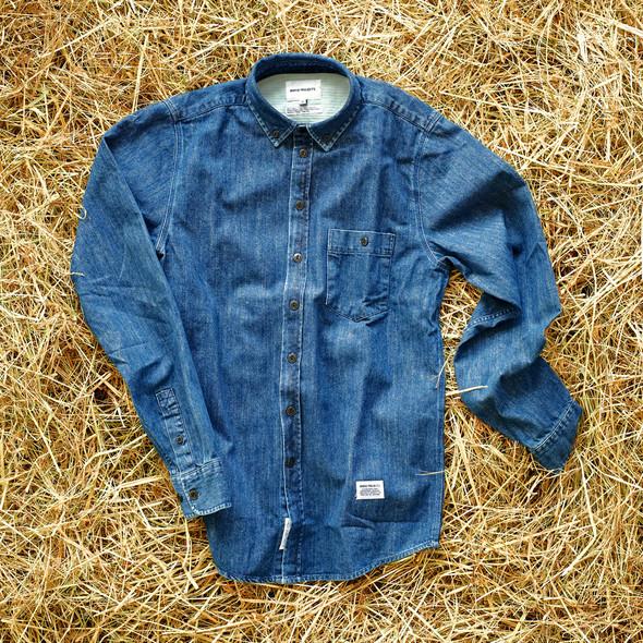 Вещи недели: 15 джинсовых рубашек. Изображение №2.