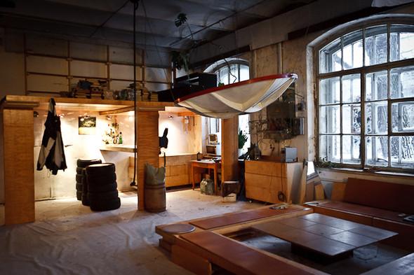 Группа «Фабрика»: Гид по арт–пространствам Обводного канала. Изображение № 18.