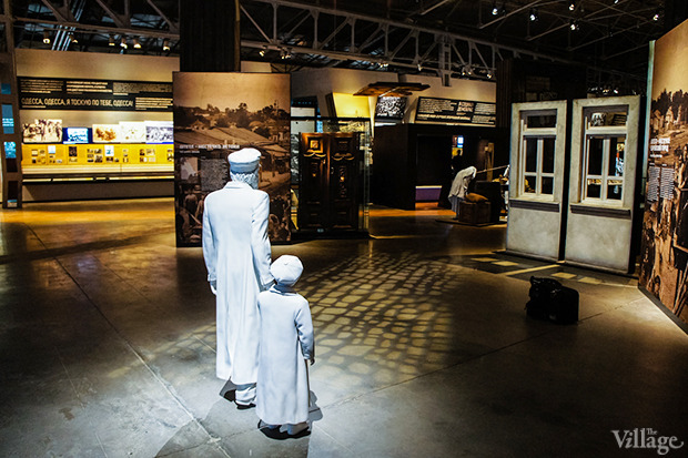 Новое место: Еврейский музей и Центр толерантности. Изображение № 7.