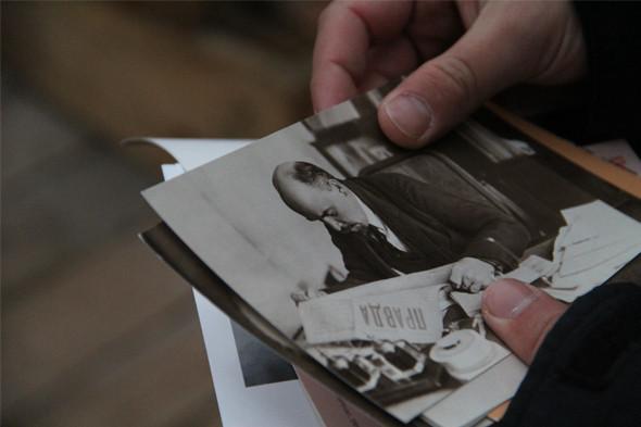 Гости столицы: художник Ёсинори Нива. Изображение № 7.