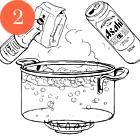 Рецепты шефов: Окрошка встиле Nobu. Изображение № 5.