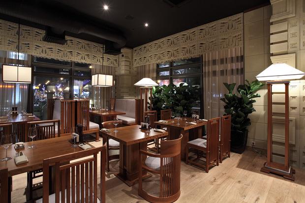На Валовой улице открылся ресторан «Талиесин». Изображение № 2.