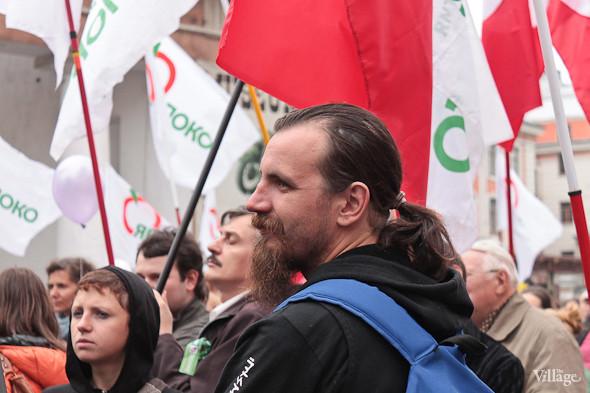 Фоторепортаж (Петербург): Митинг и шествие оппозиции в День России . Изображение № 15.