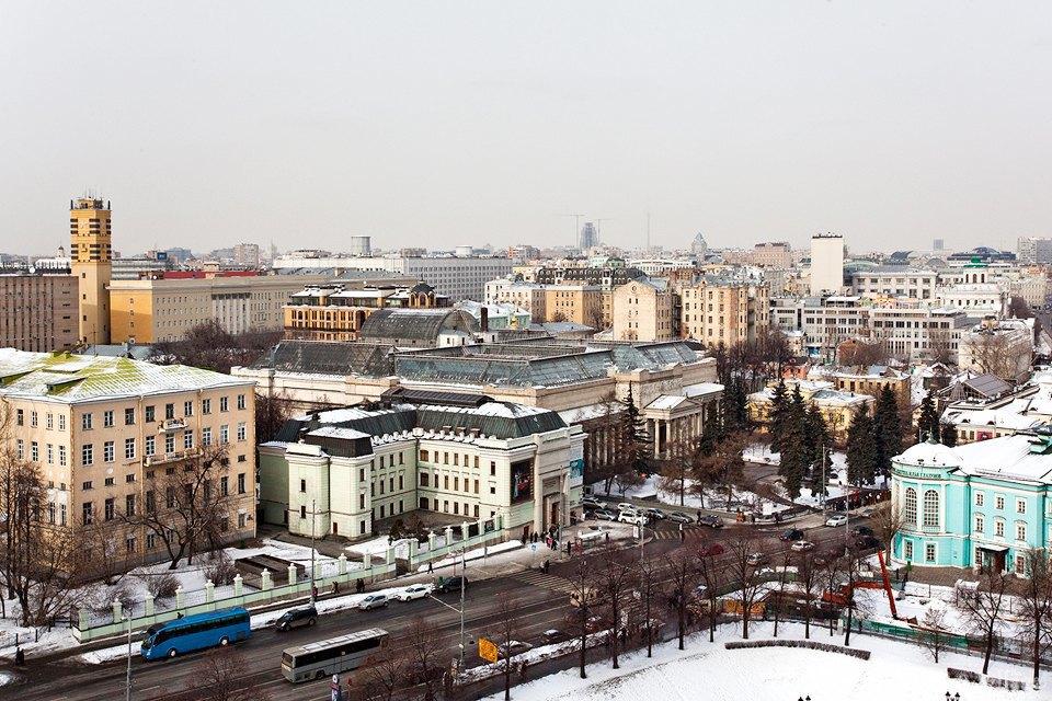 Лучший вид на этот город: 7 смотровых площадок вМоскве. Изображение № 8.