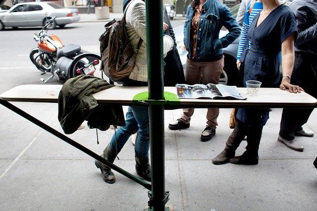 Идеи для города: Барные стойки на улицах Нью-Йорка. Изображение № 7.