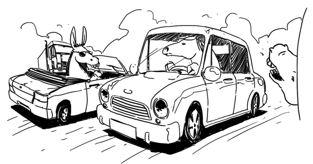 Как всё устроено: Инструктор в автошколе. Изображение № 1.