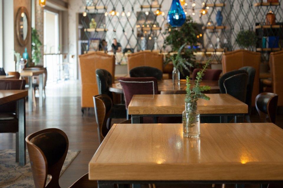 Ресторан «Mr. Ливанец». Изображение № 2.