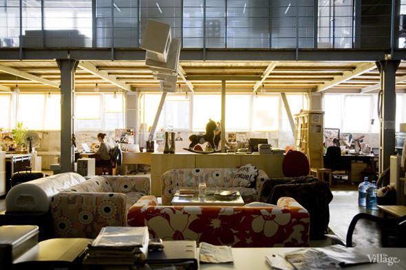 Офис недели: The Creative Factory. Изображение № 4.