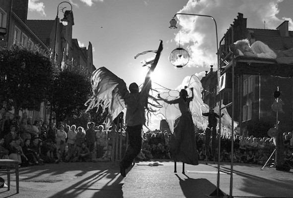 Польские уличные театры покажут спектакли в Киеве. Зображення № 11.
