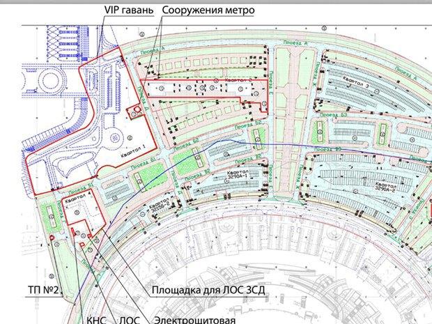 Опубликована часть проекта набережной около «Зенит-арены». Изображение № 8.