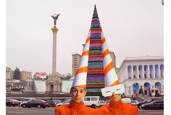 Ёлки-палки: Что происходит с главной новогодней ёлкой в Киеве. Зображення № 9.