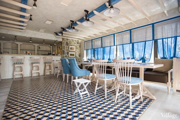 Новое место (Киев): Ресторан «Баркас. Рыба и вино». Изображение № 2.