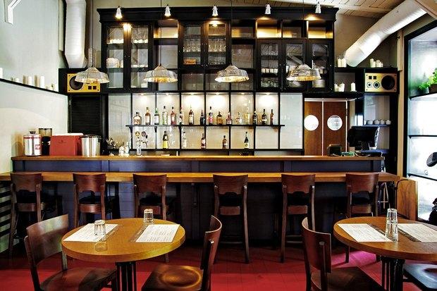 Совладелец Terminal открыл бар-ресторан у Финского консульства. Изображение № 3.