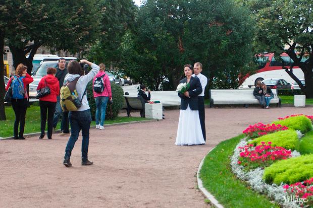 Эксперимент The Village: Самые популярные места для фотографий из Петербурга. Изображение № 15.