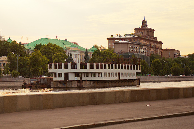 Берега-утопии: Какой могла бы быть Москва-река. Изображение №15.