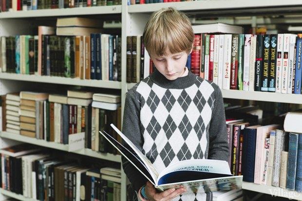 Люди в городе: Кто берёт книги в библиотеках. Изображение № 10.