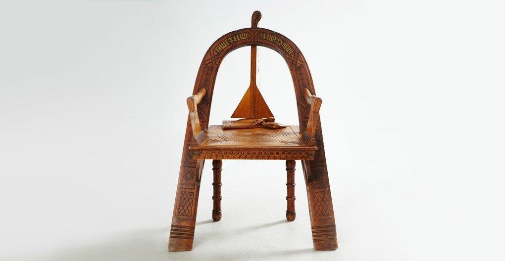 Пять стульев, которые изменили историю дизайна. Изображение № 3.