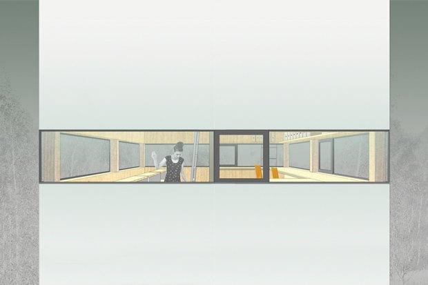 Мастерская дизайна Димы Барбанеля открывает образовательный кампус в Подмосковье. Изображение № 6.