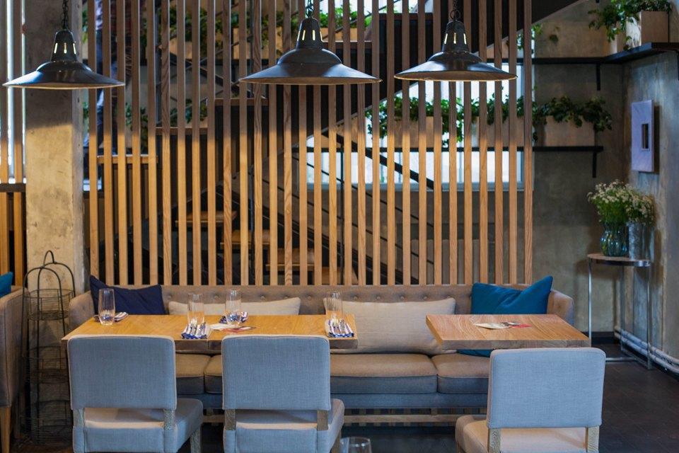 Ресторан Food Embassy . Изображение № 18.