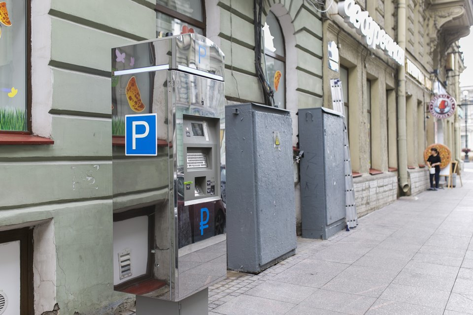 Как работает платная парковка наКараванной улице. Изображение № 2.