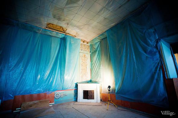 Фоторепортаж: Реконструкция Главного штаба изнутри. Изображение № 42.