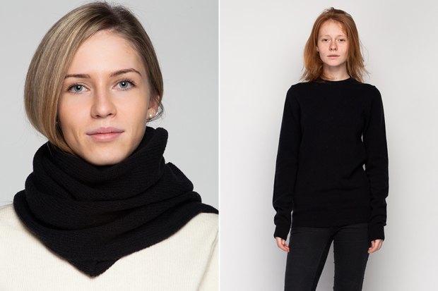 Шарф за 990 и свитер за 1490 рублей. Изображение № 15.