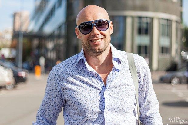 Внешний вид (Киев): Денис Казван, директор по коммуникациям Фонда Виктора Пинчука и PinchukArtCentre. Зображення № 2.