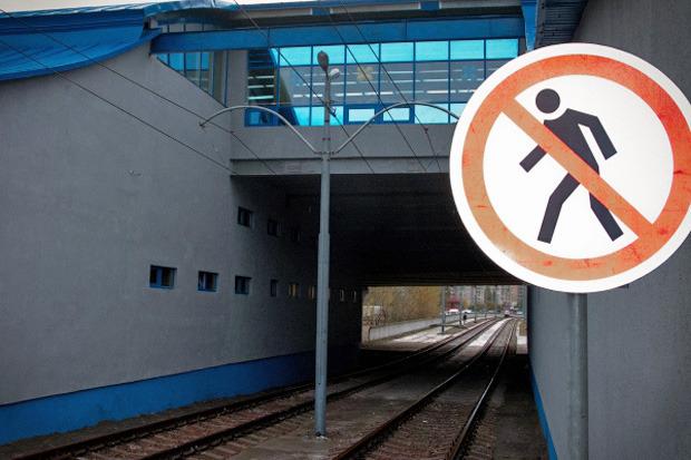 Вместо метро: На Троещине запустили скоростной трамвай. Зображення № 3.