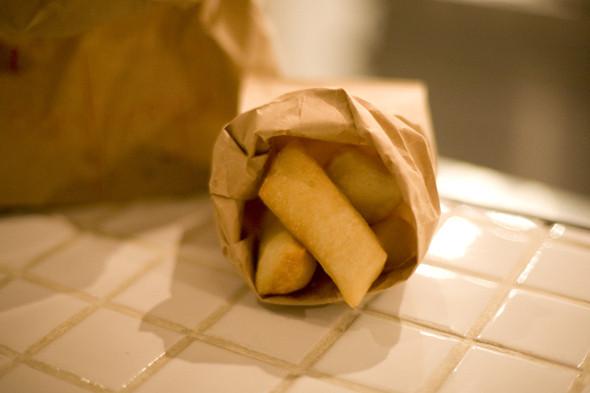 Изображение 43. Фоторепортаж с кухни: Ресторан «Бонтемпи».. Изображение № 56.