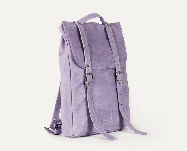 Кожаные рюкзаки Kokosina. Изображение № 1.