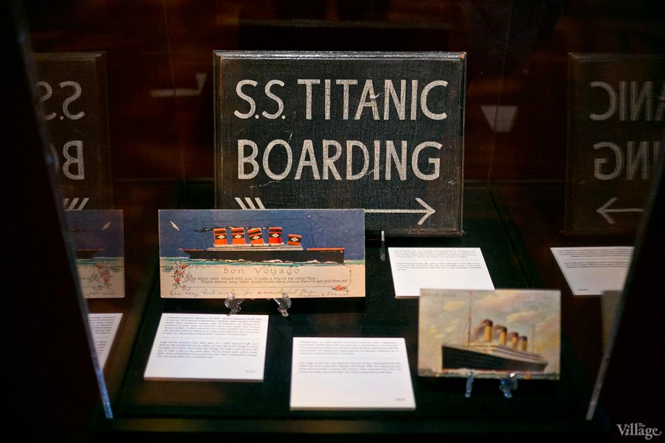 Выставка «Титаник: как это было. Погружение в историю». Изображение № 21.