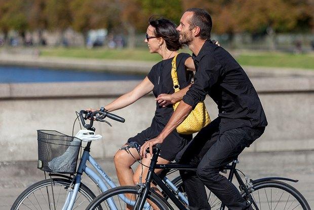 Автор Cycle Chic— одевушках, детях иполитиках навелосипедах. Изображение №14.