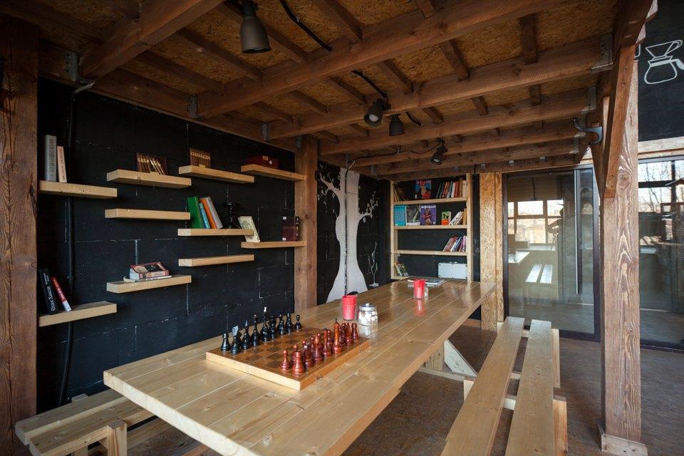 Кофейня Coffee3 влофте Contour . Изображение № 2.