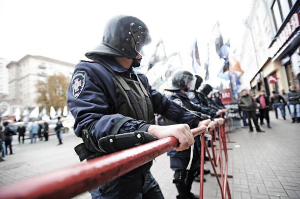 Copwatch: Действия милиции на Крещатике в день оглашения приговора Юлии Тимошенко. Зображення № 3.